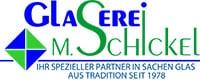 Glaserei Schickel in Hengersberg Logo