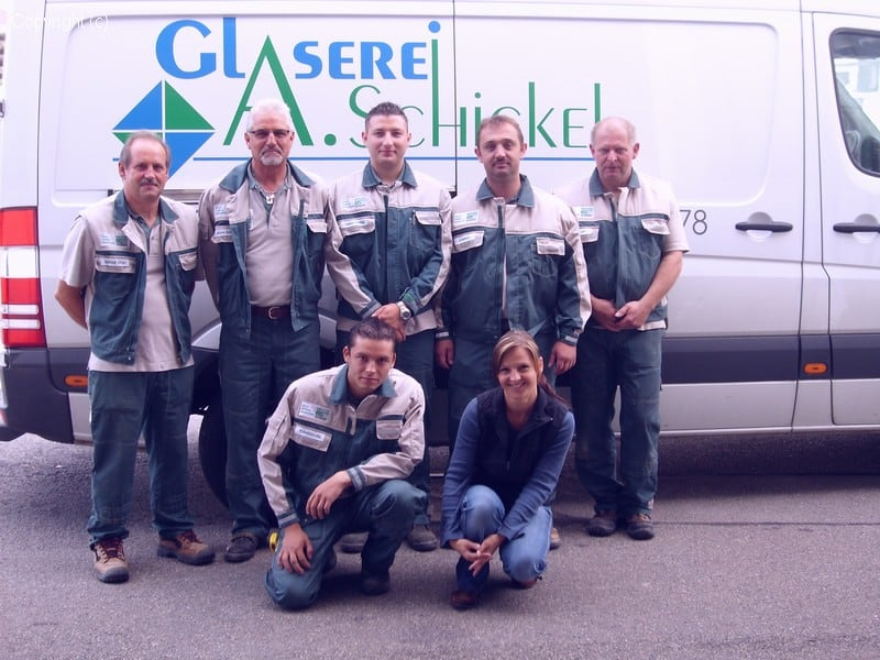 Team Glaserei Schickel